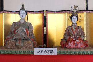 岡藩城下町の雛祭り[大分 竹田市]