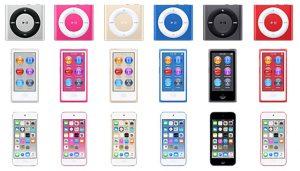 iPod touch 6 の噂