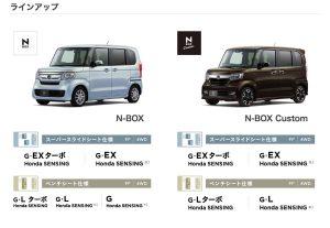 【2017新型】ホンダ N-BOX:特徴・新機能