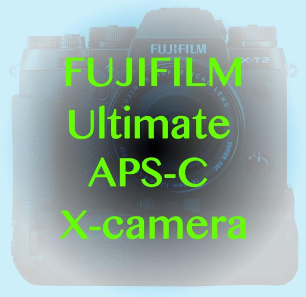 FUJIFILM 新フラグシップ機を開発[X-H1]