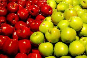 シードルは多種のリンゴをブレンド[美容・美白効果]