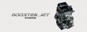 K10C型ブースタージェットエンジン[2018 クロスビー 機能・仕様]