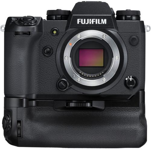 発表・販売仕様[FUJIFILM X-H1]
