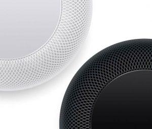 スマートスピーカー[Apple HomePod]