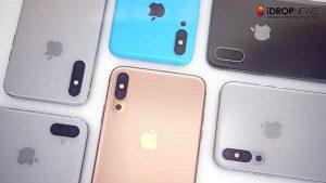 トリプルレンズカメラ搭載モデル[新型 iphone 2018-2019]