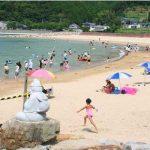 えびすビーチ[きれいな熊本 白浜海水浴場]