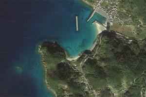 船崎海水浴場[きれいな長崎 白浜ビーチ]