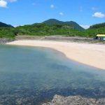 浜田海水浴場[きれいな長崎 白浜ビーチ]