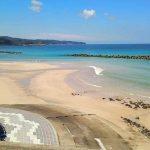 清石浜海水浴場[きれいな長崎 白浜ビーチ]