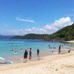 茂串海水浴場[きれいな熊本 白浜ビーチ]