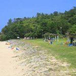 西目海水浴場・カームビーチ[きれいな熊本 白浜ビーチ]