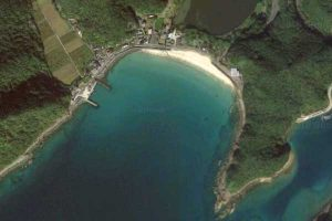 魚貫崎海水浴場[きれいな熊本 白浜ビーチ]