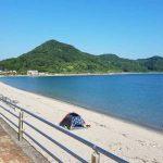 砂月海水浴場[きれいな熊本 白浜ビーチ]