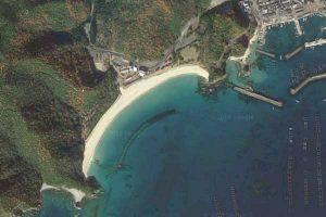 下阿蘇海岸海水浴場