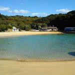塩樽海水浴場[きれいな長崎 白浜ビーチ]
