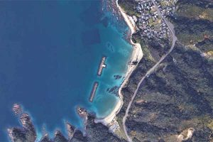 かきどまり白浜海水浴場[きれいな長崎 白浜ビーチ]