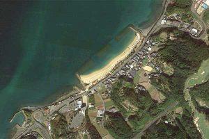 四郎ヶ浜ビーチ[きれいな熊本 白浜海水浴場]