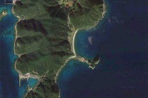 舅ケ島海水浴場[きれいな長崎 白浜ビーチ]