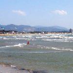 津屋崎海水浴場[きれいな福岡 白浜ビーチ]