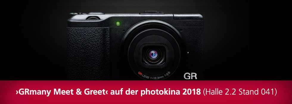 新型 GR フォトキナ公式発表・発売日[Pentax GR]