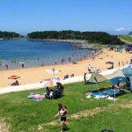 波戸岬海水浴場[きれいな佐賀 白浜ビーチ]