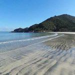 波当津海水浴場[きれいな大分 白浜ビーチ]