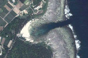 志戸桶海水浴場[きれいな鹿児島 白浜ビーチ]