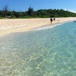 ウドノスビーチ[きれいな鹿児島 白浜ビーチ]