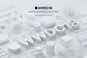 WWDC 2018[Apple 新製品発表・最新情報]