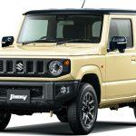 シフォンアイボリーメタリックブラック2トーンルーフ(2BW)新型ジムニー・シエラ