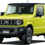 キネティックイエローブラック2トーンルーフ(DG5)新型ジムニー・シエラ