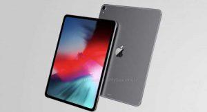 レンダリング画像リーク[2018 iPad Pro 発売日]