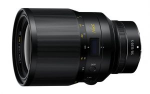 Nikkor Z 58 mm f/0.95 S Noct[Zマウント新型フルサイズミラーレス]