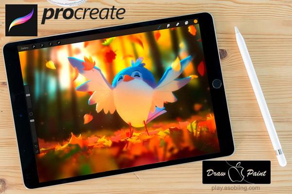 Procreate(プロクリエイト)[iPad Pro イラストアプリ]