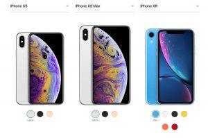 新型 iphone Xs / XR[価格 スペック 発売日]