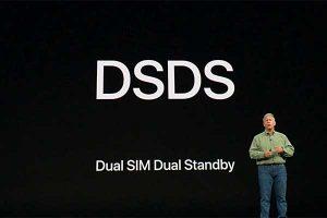 デュアルSIM (DSDS) 対応[iphone Xs / XR 価格 機能]