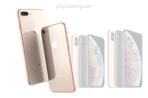 スペック比較[新型 iPhone Xs / 8 オススメ機種]