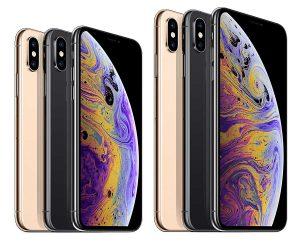 iPhone XR / Xs / Xs Max スペック[2018 新型 iPhone 発売]