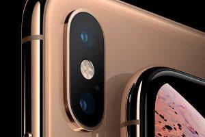 デュアルカメラ機能[2018 新型 iPhone Xs]