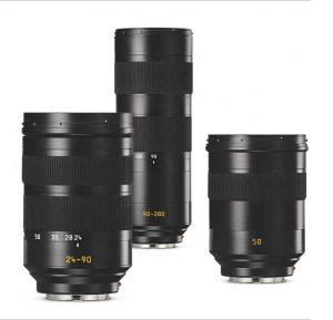 Leica SL マウントレンズ[Panasonic S フルサイズシステム]