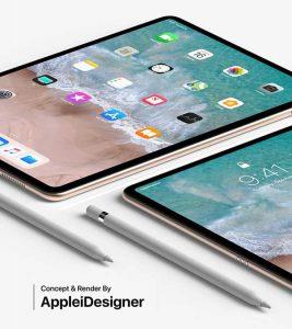 2018年10月イベントで発表[2018 新型 iPad Pro 発売]