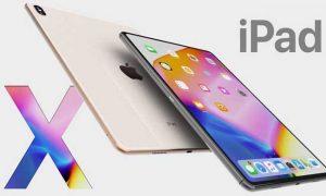 Face ID ランドスケープ対応[2018 iPad Pro 発売日]