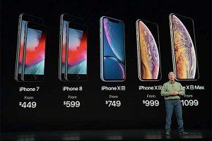 新型・従来モデルの価格[新型 iPhone Xs / 8 オススメ機種]