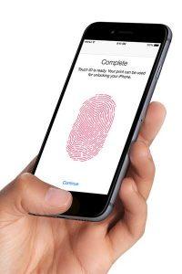 Touch ID セキュア認証[新型 iPhone Xs / 8 オススメ機種]