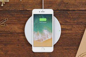 ワイヤレス充電 Qi[新型 iPhone Xs / 8 オススメ機種]