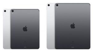 11 / 12.9インチ比較[2018 新型 iPad Pro]