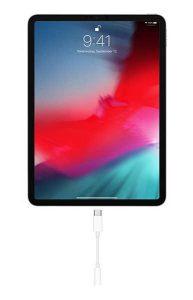 ヘッドホンジャック廃止[2018 新型 iPad Pro]