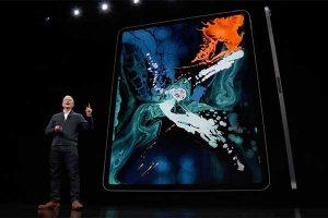 Apple 発表イベント[2018 新型 iPad Pro]