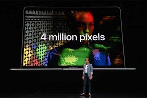 ディスプレイ性能[2018 新型 MacBook Air]