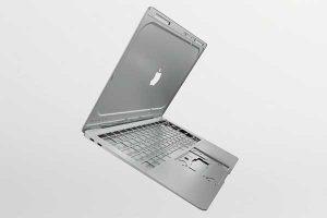 アルミ削り出し筐体[2018 新型 MacBook Air]